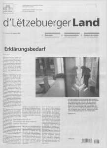 d'Lëtzebuerger Land - 2007-02-23