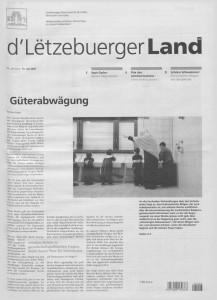 d'Lëtzebuerger Land - 2007-07-13
