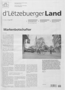 d'Lëtzebuerger Land - 2007-08-03