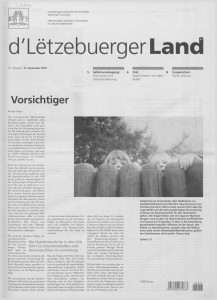 d'Lëtzebuerger Land - 2007-09-14