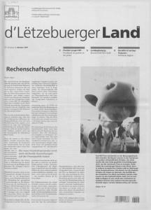 d'Lëtzebuerger Land - 2007-10-05