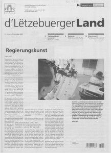 d'Lëtzebuerger Land - 2007-12-07