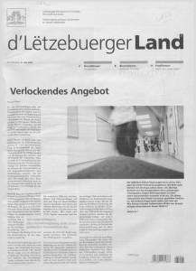 d'Lëtzebuerger Land - 2007-07-06