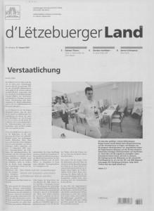 d'Lëtzebuerger Land - 2007-08-31
