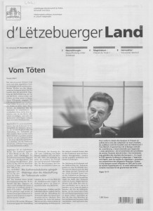 d'Lëtzebuerger Land - 2007-12-21