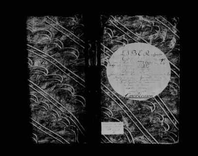 Subačiaus RKB santuokos metrikų knyga. 1697--1796 m.