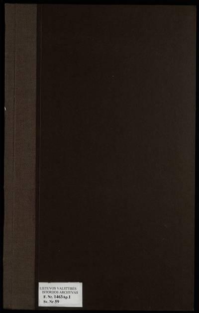 Šunskų RKB gimimo, santuokos ir mirties metrikų knyga. 1877 m.