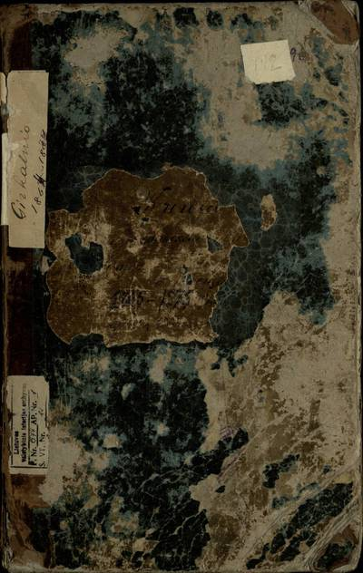 Girkalnio RKB gimimo metrikų knyga. 1864--1875 m.