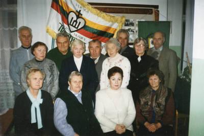 Lietuvos politinių kalinių ir tremtinių sąjungos Biržų filialo taryba. 1997