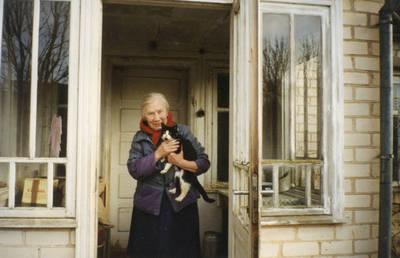Stefanija Greičienė. 2003
