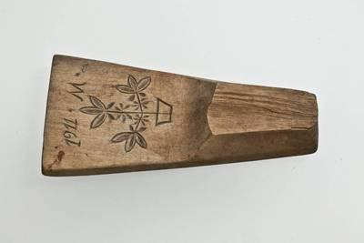 Nežinomas amatininkas. Kultuvė. 1911