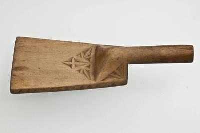 Nežinomas amatininkas. Kultuvė. 1850