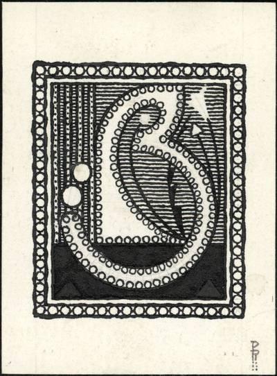 "Petras Rimša. Raidė ""B"". 1920"