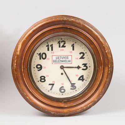 Laikrodis. 1900