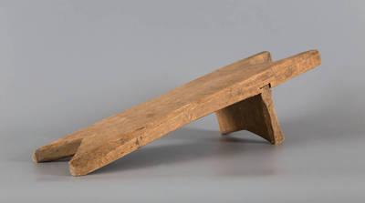 Ožiukas – prietaisas auliniams batams nuo kojų nusiauti
