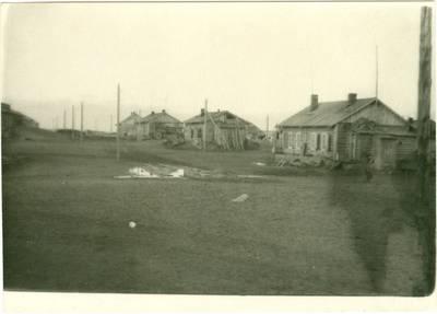 Nežinomas autorius. Tit-Arų miesto vaizdas. 1954