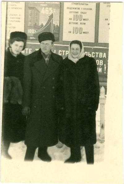 Nežinomas autorius. Lietuviai tremtiniai Jakutske. 1957