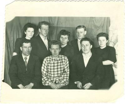 Nežinomas autorius. Lietuviai tremtiniai Tit Aruose. 1953