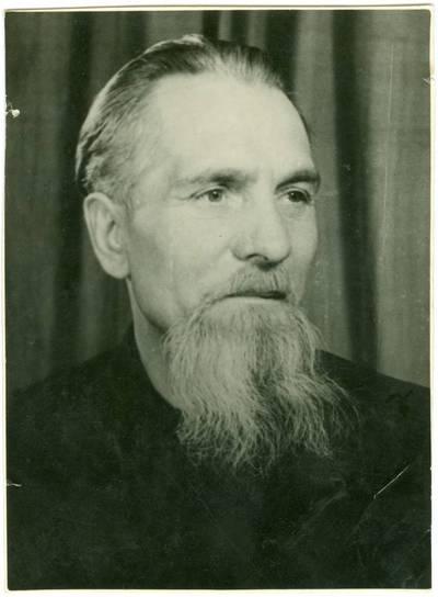 Nežinomas autorius. Tremtinys Liudvikas Babonas. 1950