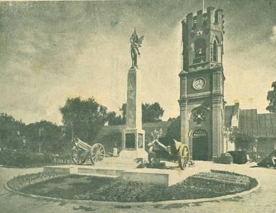 Nežinomas autorius. Fotografija. Karo muziejus ir Laisvės Paminklas Kaune. 1928