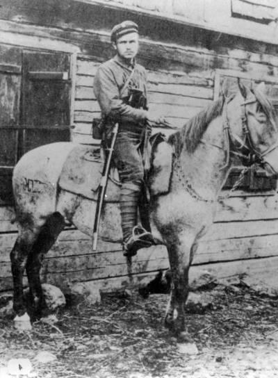 Nežinomas autorius. Vyčio kryžiaus kavalierius Aleksas Vėtra. 1920