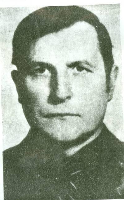 Nežinomas autorius. 1991 m. sausio 13 d. žuvęs Algimantas Petras Kavoliukas. 2000