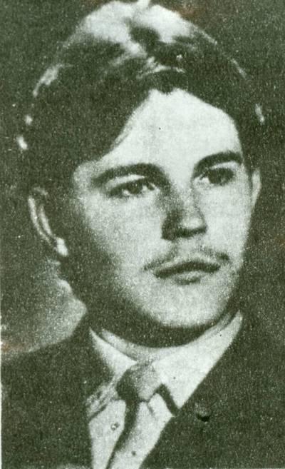 Nežinomas autorius. 1991 m. sausio 13 d. žuvęs Vidas Maciulevičius. 2000