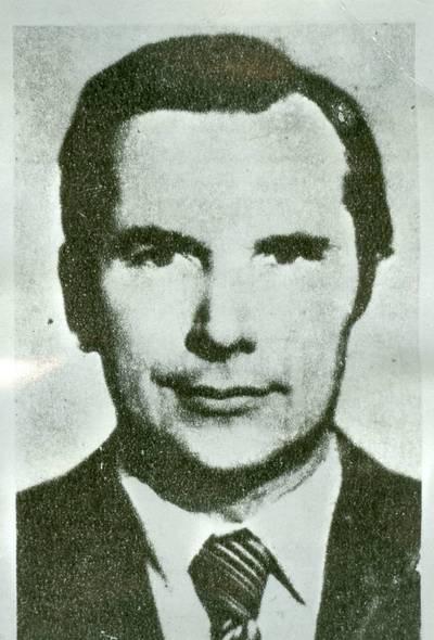 Nežinomas autorius. 1991 m. sausio 13 d. žuvęs Apolinaras Juozas Povilaitis. 2000