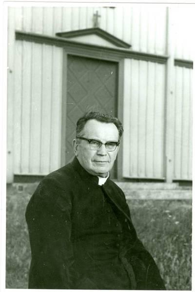 Nežinomas autorius. Kunigas Juozapas Adomaitis. 1980