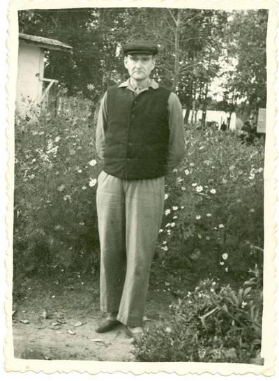 Nežinomas autorius. Kunigas Aleksandras Markaitis–Markevičius. 1963