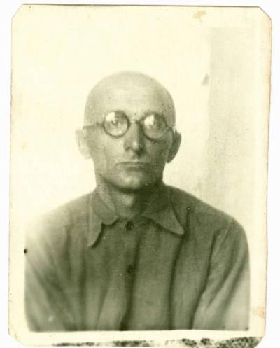 Nežinomas autorius. Kunigas Vladas Petkevičius. 1955