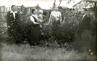 Juozas Karazija. Fotografija 21138. 1938