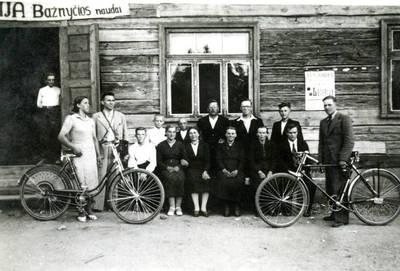 Juozas Karazija. Fotografija 21133. 1939