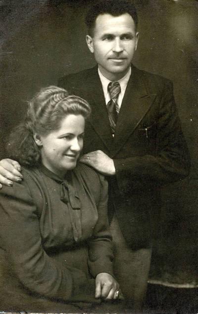 Juozas Karazija. Fotografija 21157. 1945-09-10