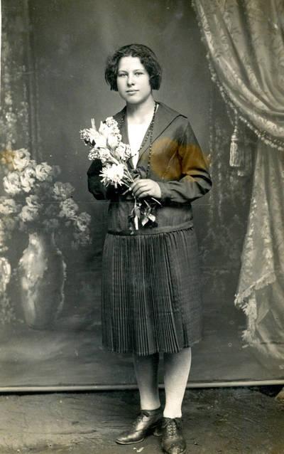 Povilas Šinskis. Fotografija 21165. 1932-02-04