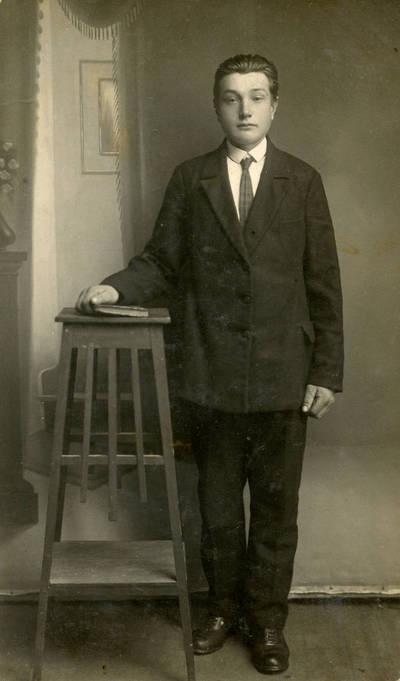 Juozas Daubaras. Fotografija 21167