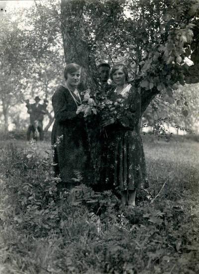 Juozas Karazija. Fotografija 21168. 1932