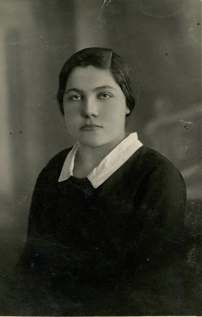 Ilja Fišeris. Fotografija 21172. 1932-03-23