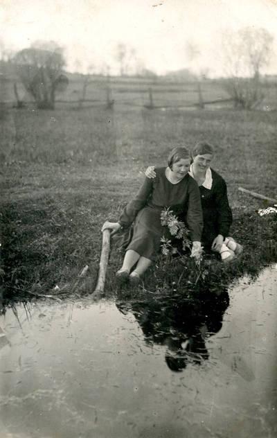 Juozas Karazija. Fotografija 21173. 1933