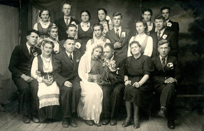 Juozas Karazija. Fotografija 21215. 1942