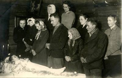 Juozas Karazija. Fotografija 21237. 1944-03-15