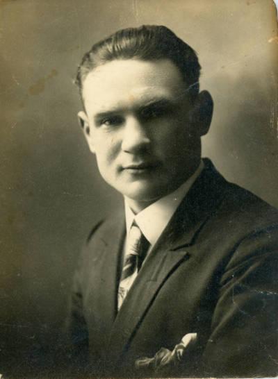 Nežinomas fotografas. Bolys Sabaitis. 1934
