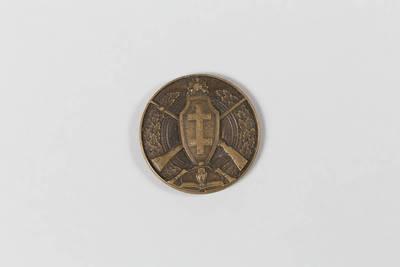 Petras Rimša. Šaulių Žvaigždės medalis. 1939