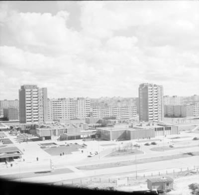 Klaipėda. Pastatai Taikos pr. 99, 101 103 / Bernardas Aleknavičius. - 1978