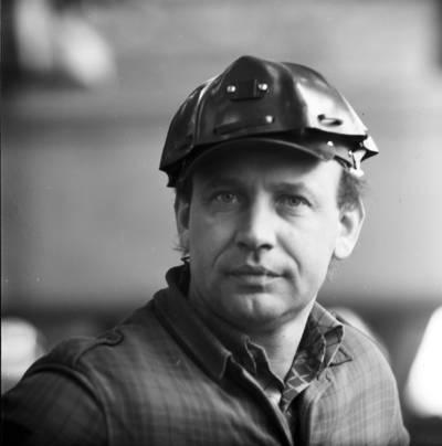 Vakarų laivų remonto įmonės meistras N. P. Repijach. Klaipėda / Bernardas Aleknavičius. - 1974