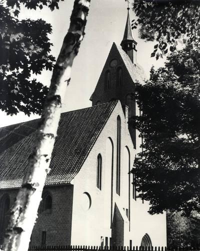 Vanagų bažnyčia. Pavienė nuotrauka / Bernardas Aleknavičius