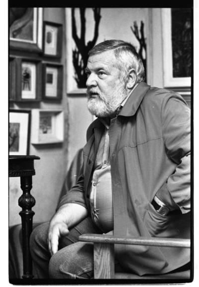 [Klaipėdos dramos teatro režisierius, aktorius Povilas Gaidys] / Audronius Ulozevičius. - 1981