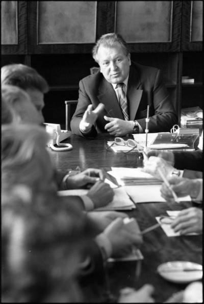 [Profesorius, LTSR žemės ūkio akademijos rektorius Jonas Dromantas] / Audronius Ulozevičius. - 1984