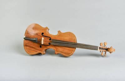 P. Lašas. Smuikas, pagamintas meistro P. Lašo
