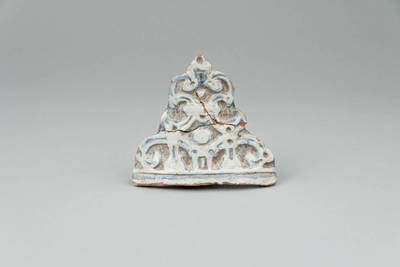 Karūninis koklis. 1800